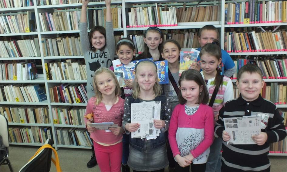 Więcej o: Ferie z Gminną Biblioteką w Kluczach