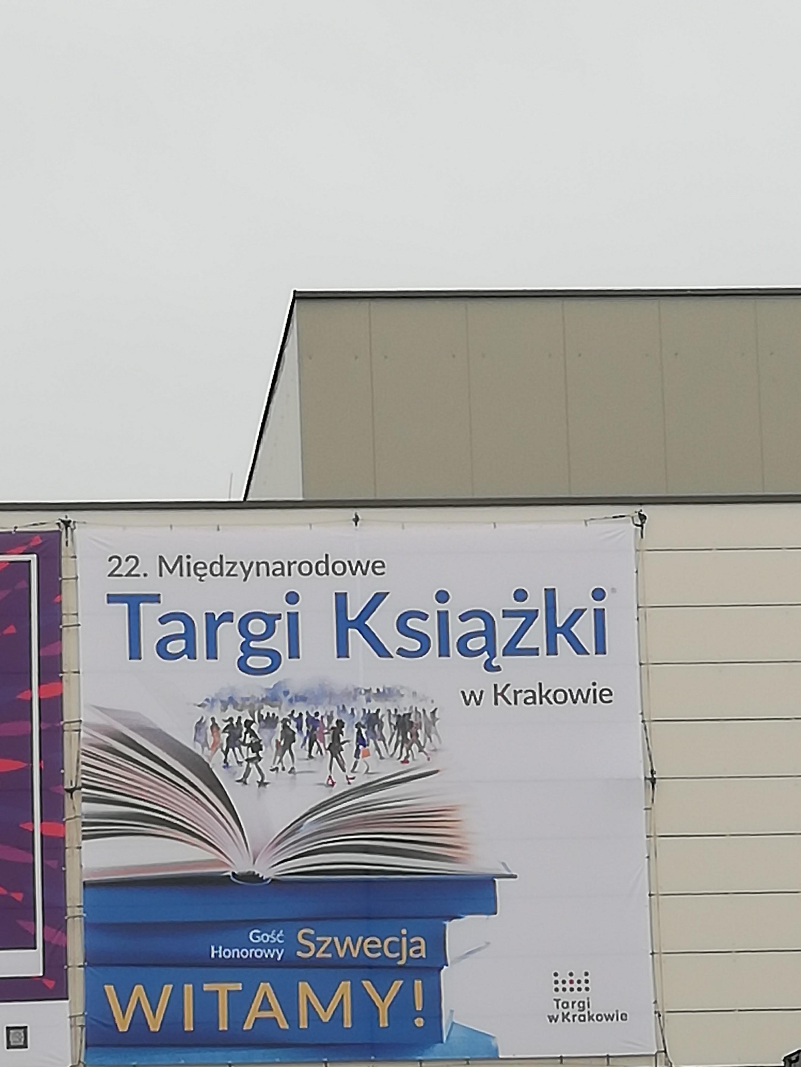 Więcej o: Międzynarodowe Targi w Krakowie