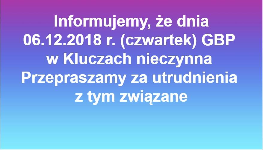 Więcej o: Informacja
