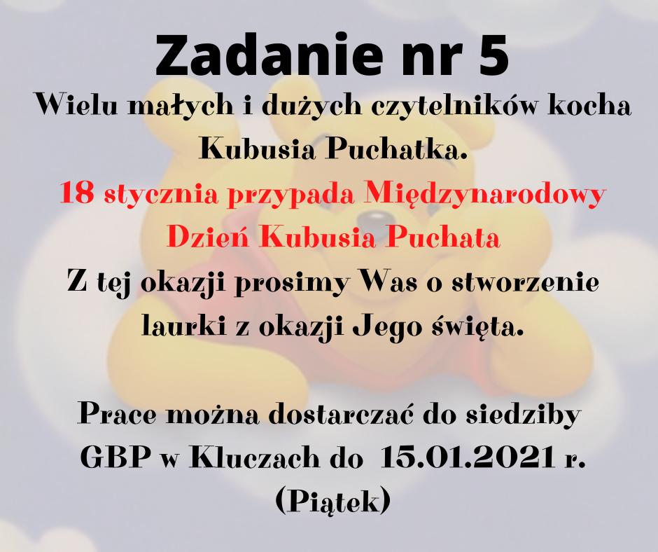 Więcej o: Zadanie Nr 5